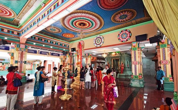 معبد ماهاماريامان