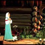 قصة ماريا والجوزة الذهبية