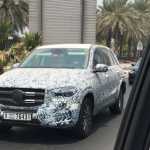 بالصور مرسيدس GLE 2019 الجيل الجديد في الامارات