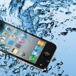 حل مشكلة سقوط الهاتف في الماء