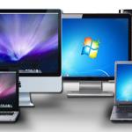 طرق توصيل جهاز الكمبيوتر بشاشة التلفزيون