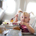 نصائح عند السفر بالطائرة مع الطفل الرضيع