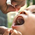 انواع شلل الاطفال وكيف ينتشر