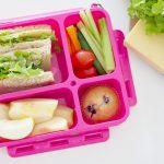 """كيفية اختيار علبة الغداء للأطفال """" اللانش بوكس """""""