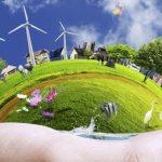 اذاعة مدرسية عن البيئة والسكان