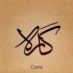 معنى اسم كارلا وصفات حامل الاسم