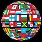 أشكال وعلامات مميزة لأعلام دول العالم