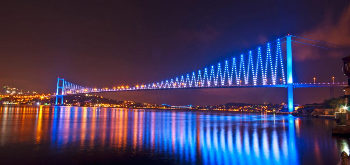نتيجة بحث الصور عن جسر البوسفور اسطنبول