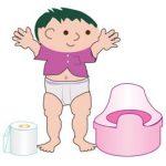 مشاكل تدريب الطفل على استخدام الحمام مبكراً
