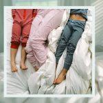قصة امرأة مع اطفالها ومرضها المزمن
