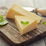 القيمة الغذائية للجبن البارميزان