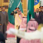 المملكة تنهي الصراع بين إريتريا وأثيوبيا باتفاقية السلام في جدة