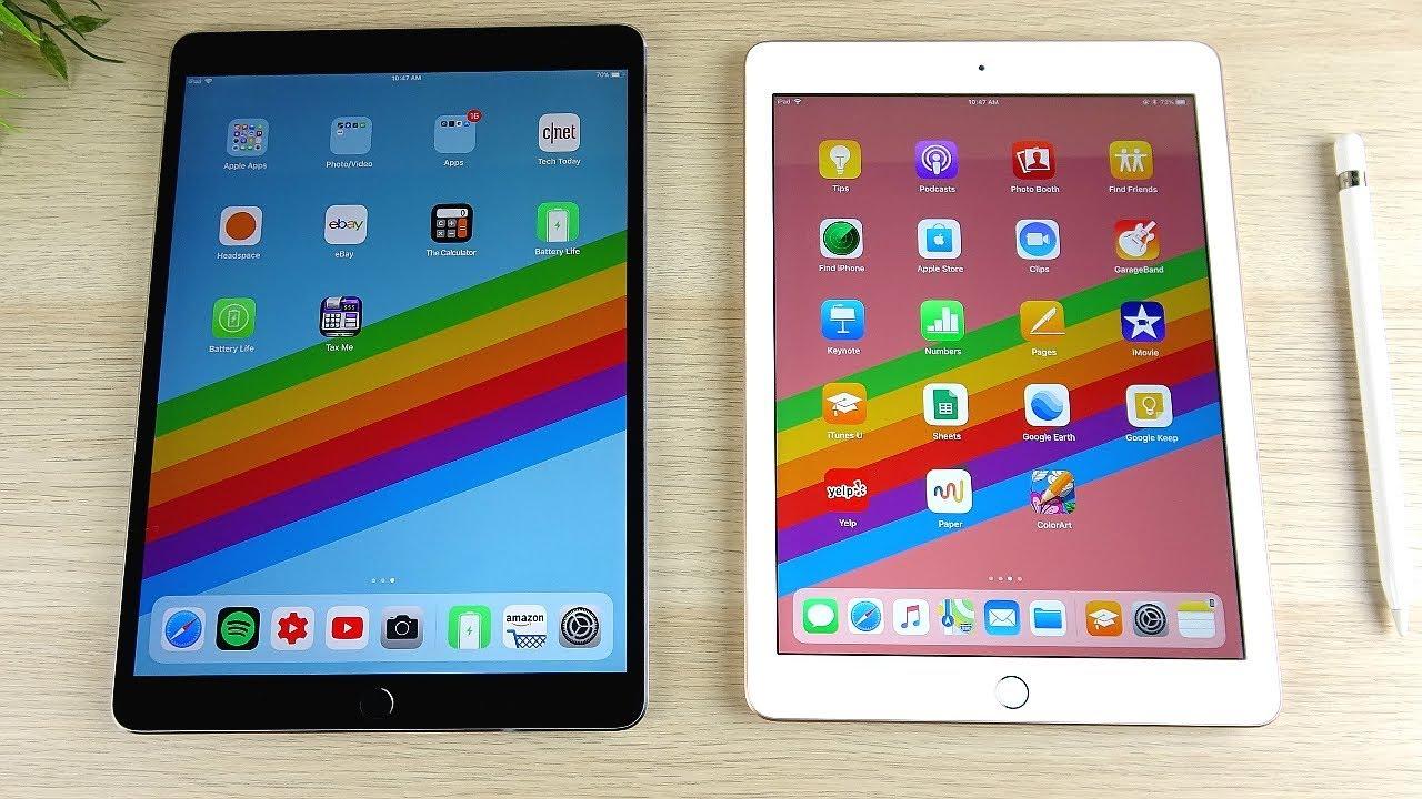 اجهزة ايباد جديدة قريباً iPad2018fall ايباد-2018.jpg