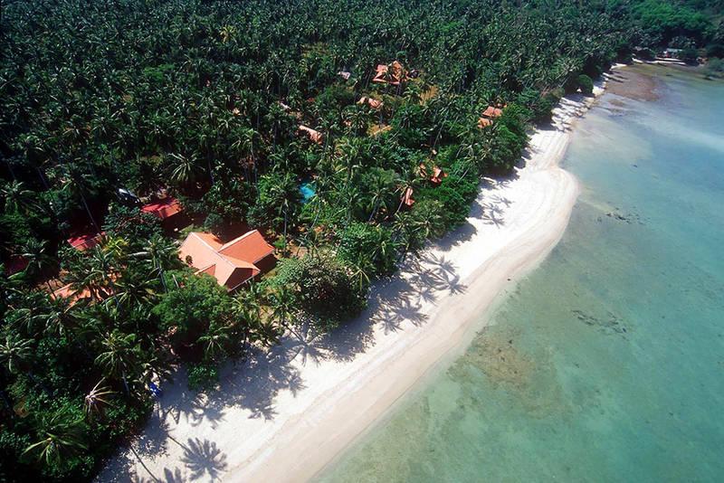 منتجعات مذهلة على جزر تايلاند بان-ماي-بوكيت-الشاطئ