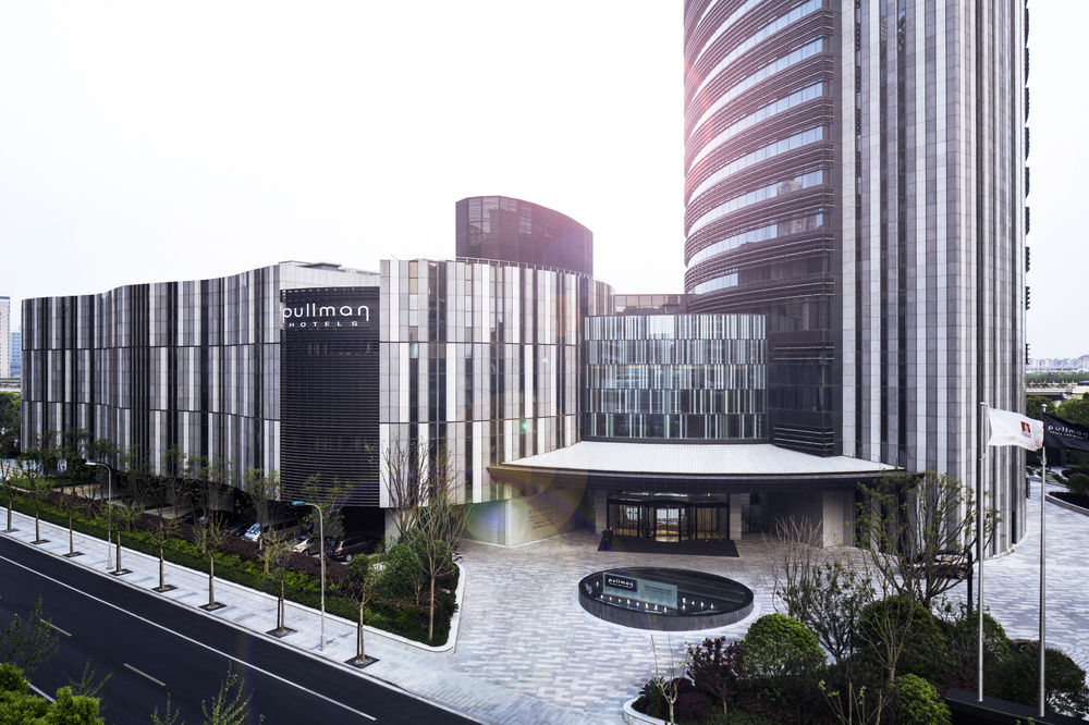 الفنادق الاقتصادية الراقية الصين بولمان-شنغ�