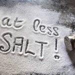 تأثير الافراط في تناول الملح على انقاص الوزن