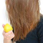 طرق التخلص من تزييت الشعر