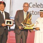 مؤسسة الساير الكويتية تحصل على جائزة تويوتا لخدمة العملاء