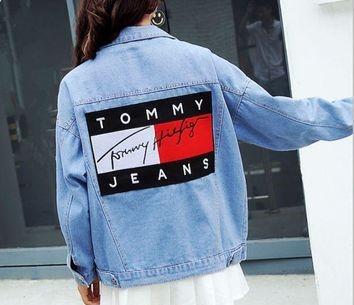 جاكيت جينز تومي