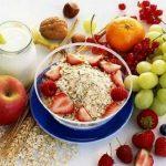 نظام غذائي للوقاية من حصى المرارة