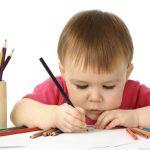 تعليم الطفل الكتابة بخطوات سهلة