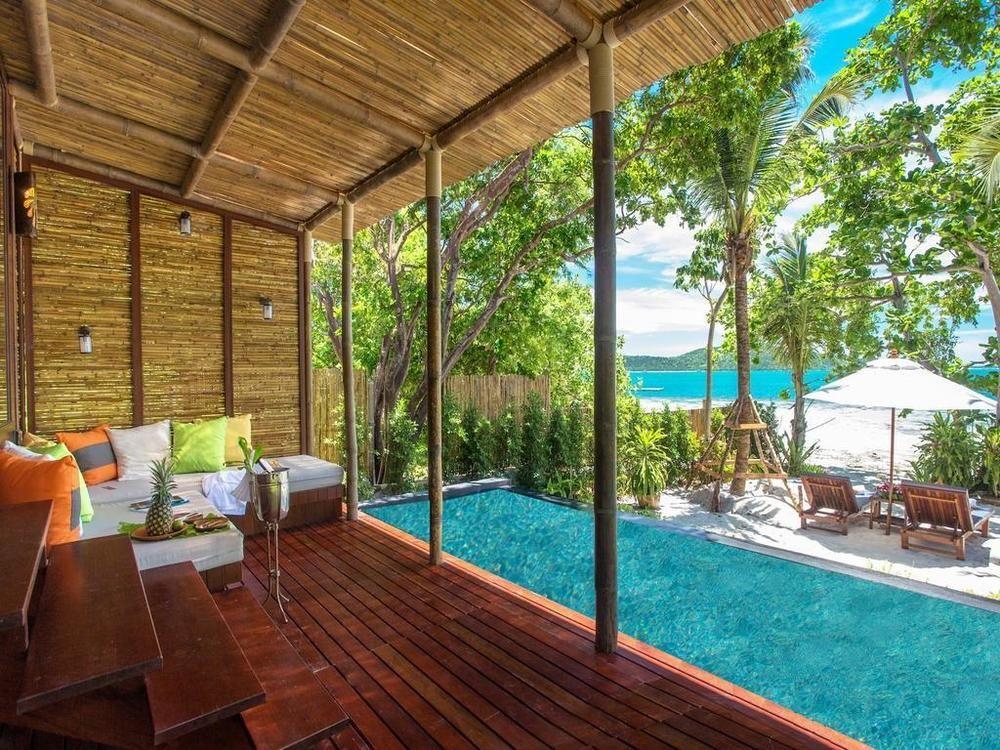 منتجعات مذهلة على جزر تايلاند ذا-تريجر-كوه-مادسوم.