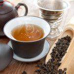 شاي أولونغ الصيني لإنقاص الوزن