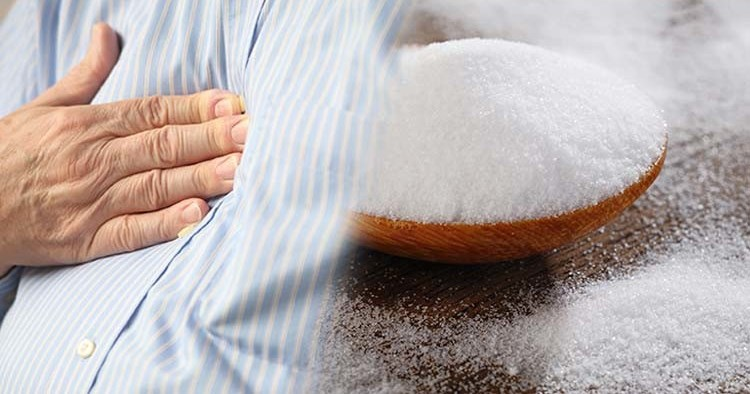 فوائد صودا الخبز لعلاج حرقة المعدة المرسال