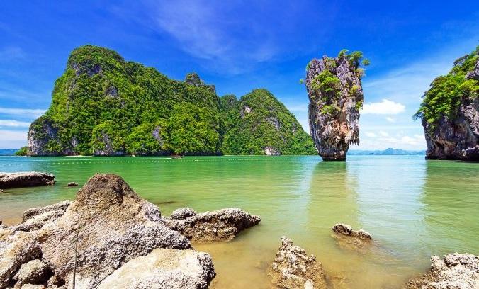 10 مناظر طبيعية فاتنة في تايلاند