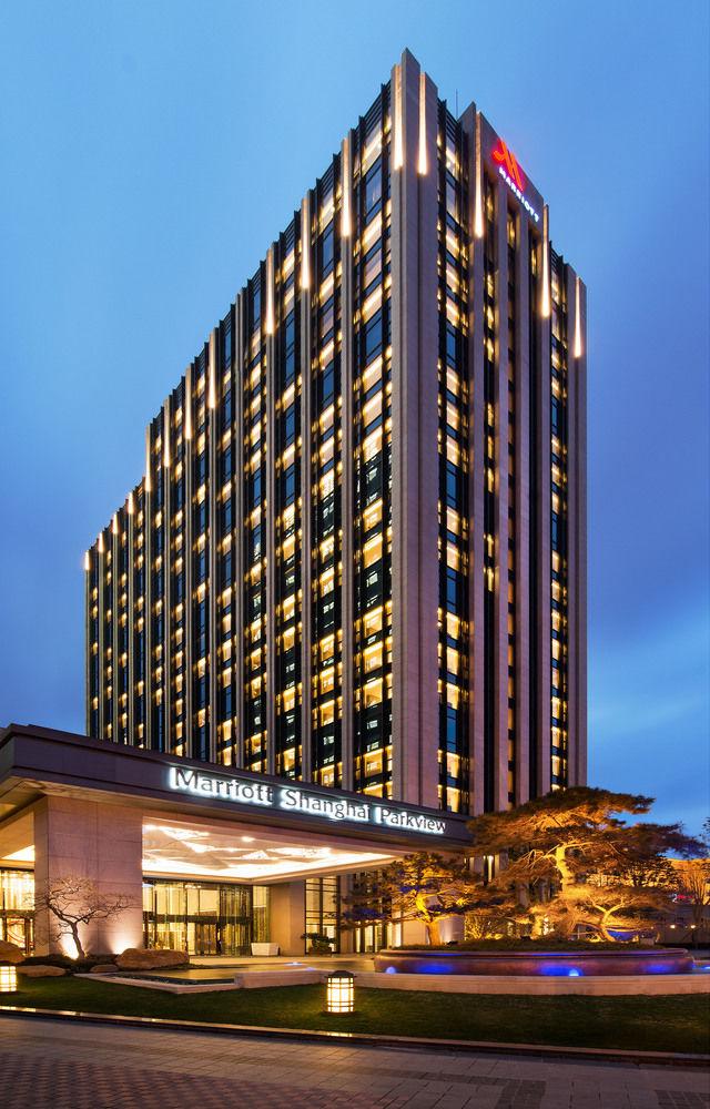 الفنادق الاقتصادية الراقية فندق-شنغهاي-ماريوت-ب