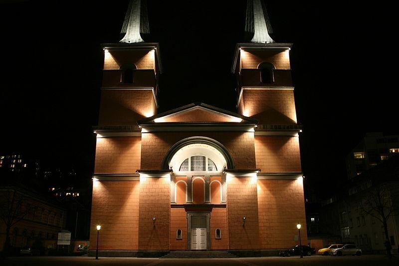 فوبرتال الالمانية كنيسة-سانت-لورنتيوس-