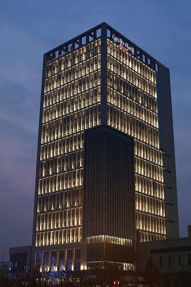 الفنادق الاقتصادية الراقية الصين كورت-يارد-ب