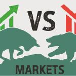 معنى السوق الهبوطي في تداول الفوركس