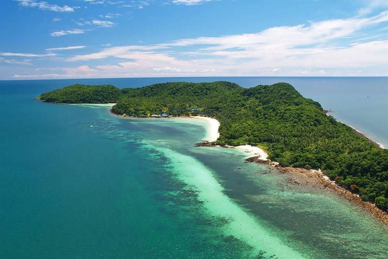 منتجعات مذهلة على جزر تايلاند منتجع-جزيرة-كوه-تالو