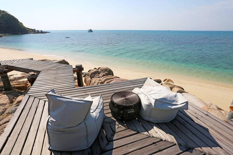 منتجعات مذهلة على جزر تايلاند منتجع-جزيرة-كوه-مونو