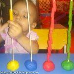 العاب تنمي مهارات الطفل في العام الاول