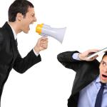 طريقة التعامل مع المدير القاسي