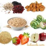 كيف تحافظ على صحة القولون بالاغذية