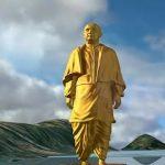 """أطول تمثال في العالم لـ """" ساردار فالاباي باتل """""""
