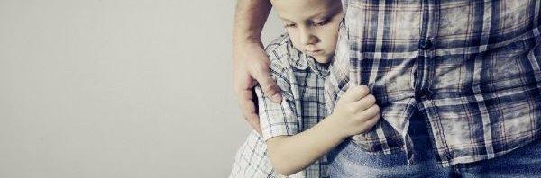 تربية الطفل المنطوي