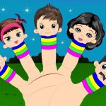 اسماء الاصابع للأطفال