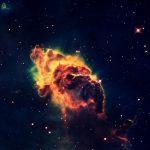 مراحل نشأة الكون بعد نظرية الانفجار العظيم