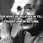 قصة نجاح العالم ألبرت اينشتاين