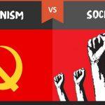 الفرق بين الشيوعية والاشتراكية