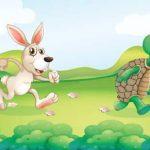 انشودة ارنب مغرور مكتوبة للاطفال