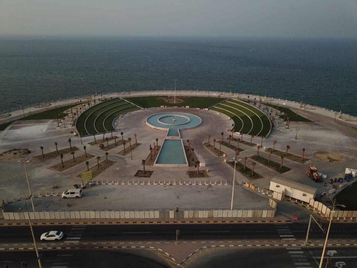 مشروع بلازا حي الشاطئ بالدمام للترفيه والسياحة المرسال