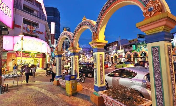أفضل مناطق سياحي بانجسار بماليزيا