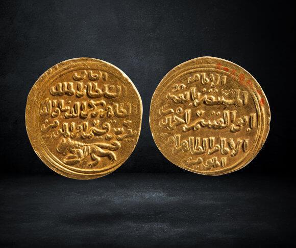 الاسلامي دينار-للعصر-المملوكي
