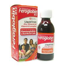 شراب فيروجلوبين للاطفال هل هو فيتامين ام فاتح للشهية مقالات