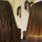 فوائد واضرار علاج الشعر بالكيراتين